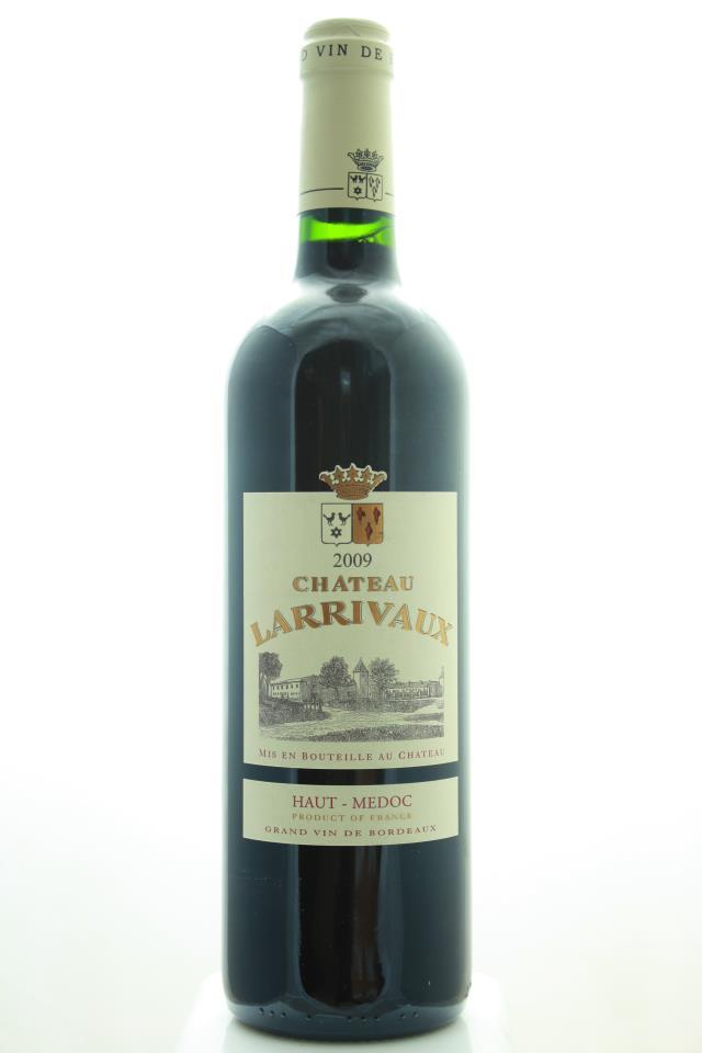 Larrivaux 2009