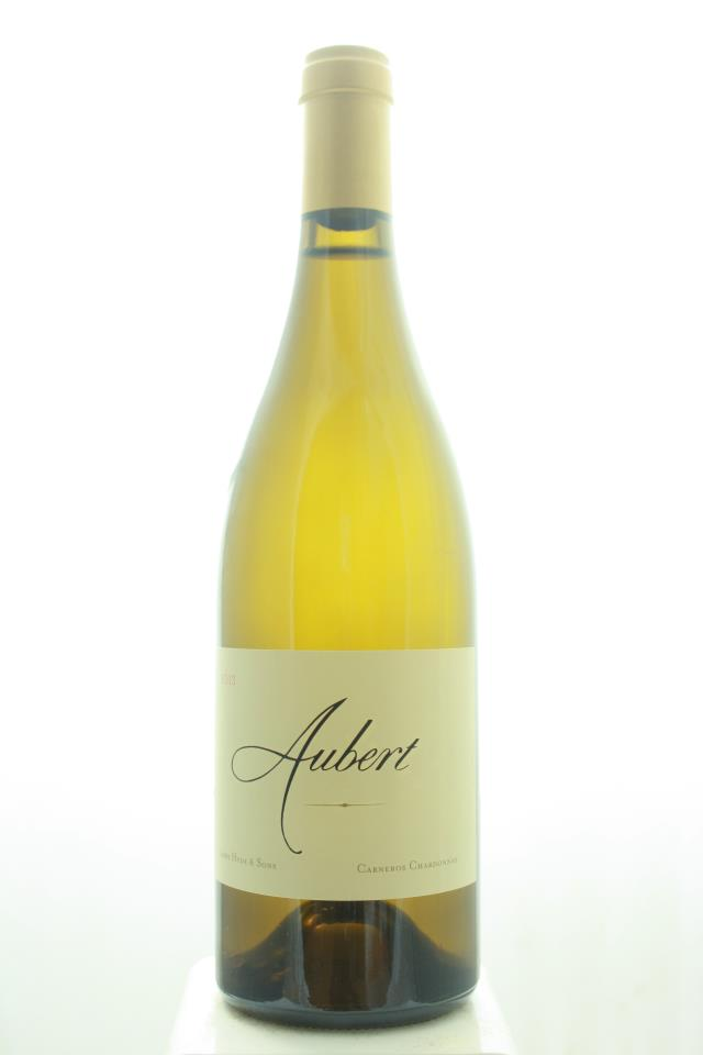 Aubert Chardonnay Larry Hyde & Sons 2013