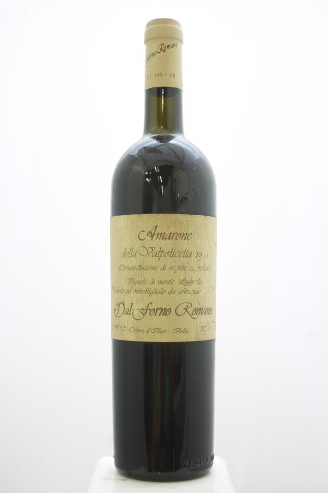Dal Forno Romano Amarone della Valpolicella 1991
