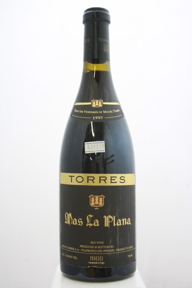 Torres Mas la Plana 1997
