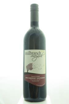 Milbrandt Vineyards Cabernet Sauvignon Traditions 2010