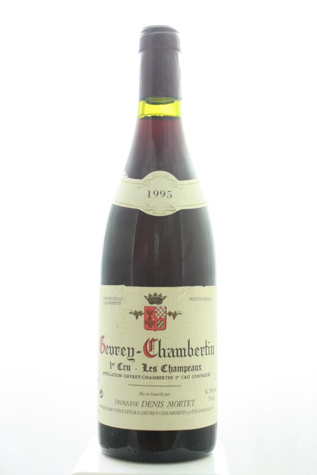 Denis Mortet Gevrey-Chambertin Les Champeaux 1995