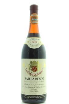 Cantina Vignaioli Babaresco 1978
