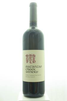 Matanzas Creek Winery Cabernet Sauvignon Sonoma County 2005