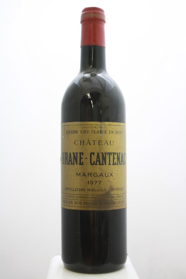 Brane Cantenac 1977