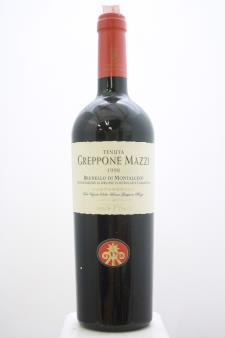 Tenuta Greppone Mazzi Brunello di Montalcino 1998