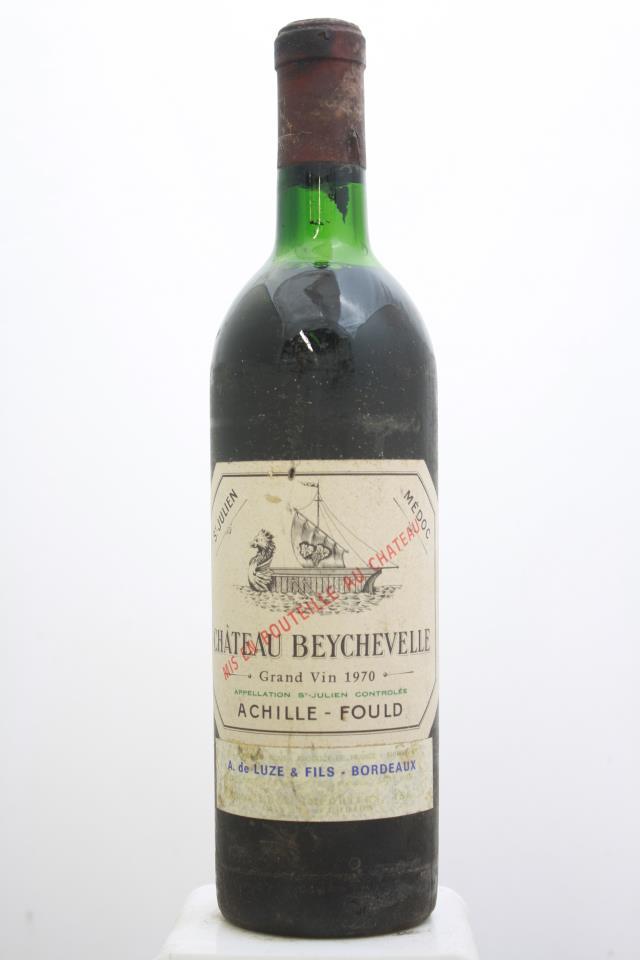Beychevelle 1970