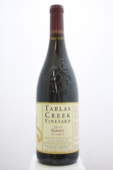 Tablas Creek Proprietary Red Estate Esprit de Tablas 2015