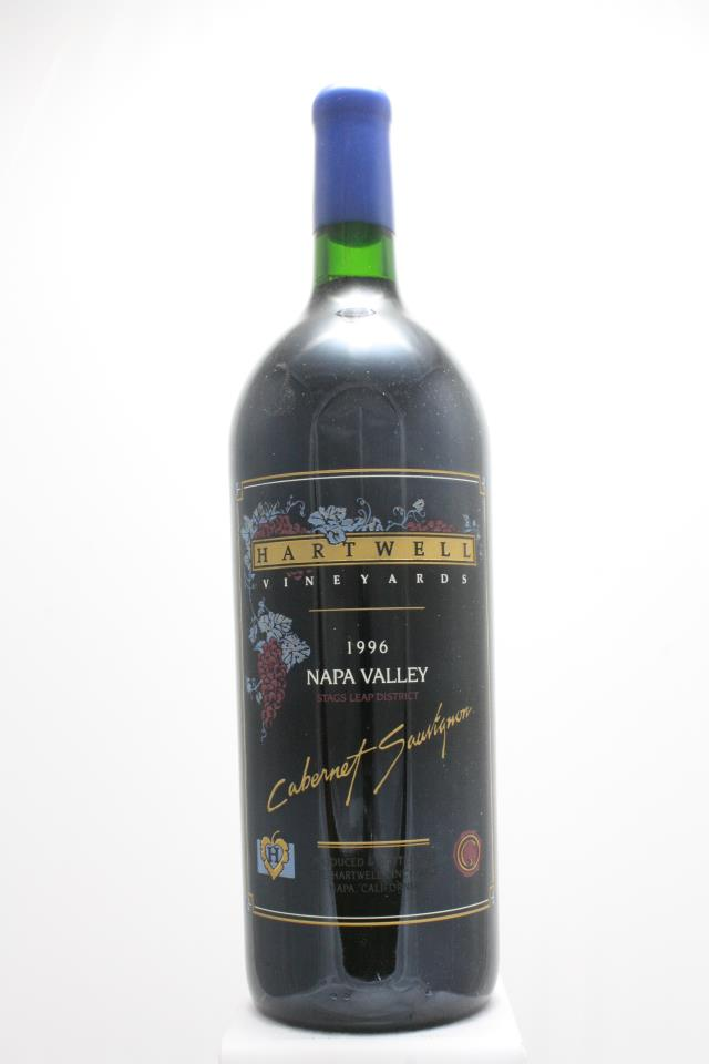 Hartwell Vineyards Cabernet Sauvignon Estate 1996