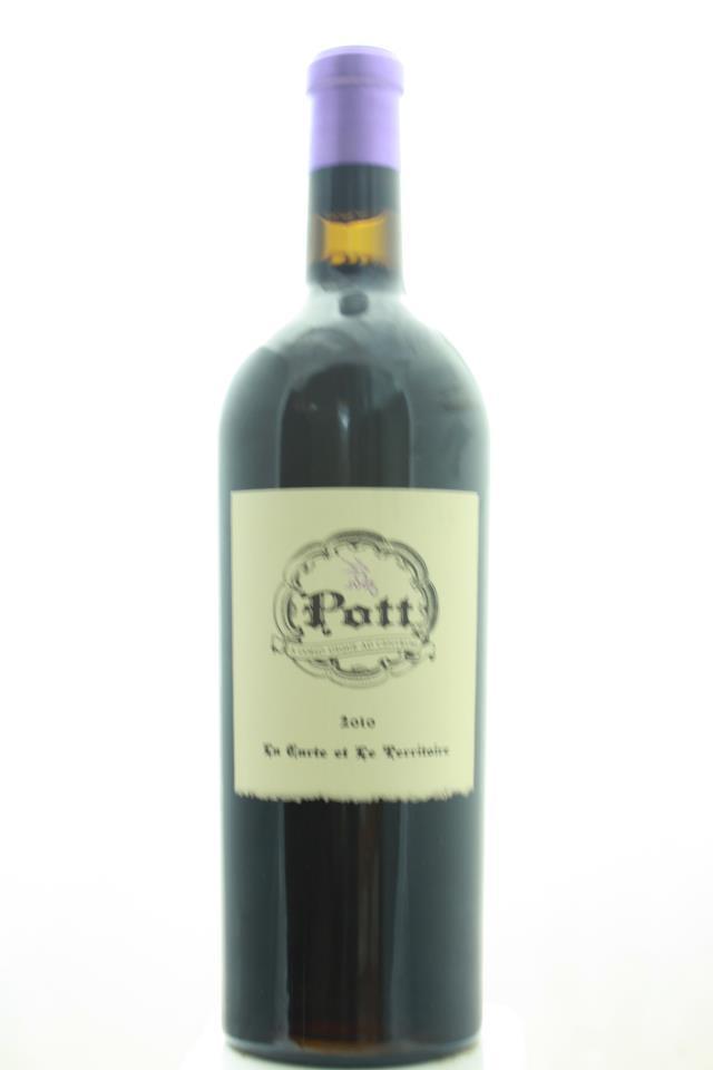 Pott Cabernet Franc Young Inglewood Vineyard La Carte et le Territoire 2010