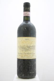 Le Macioche Brunello di Montalcino 2001