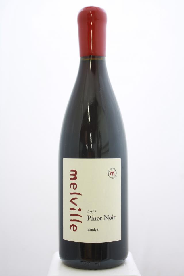 Melville Pinot Noir Estate Sandy's 2011