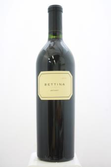 Bryant Family Vineyard Proprietary Red Bettina 2010
