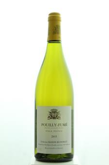 Masson-Blondelet Pouilly-Fume Villa Paulus 2015