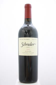 Schrader Cabernet Sauvignon Beckstoffer Las Piedras Vineyard LPV 2013