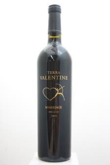 Terra Valentine Proprietary Red Marriage 2009