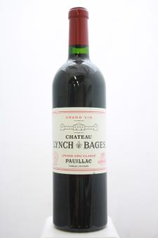 Lynch-Bages 2017