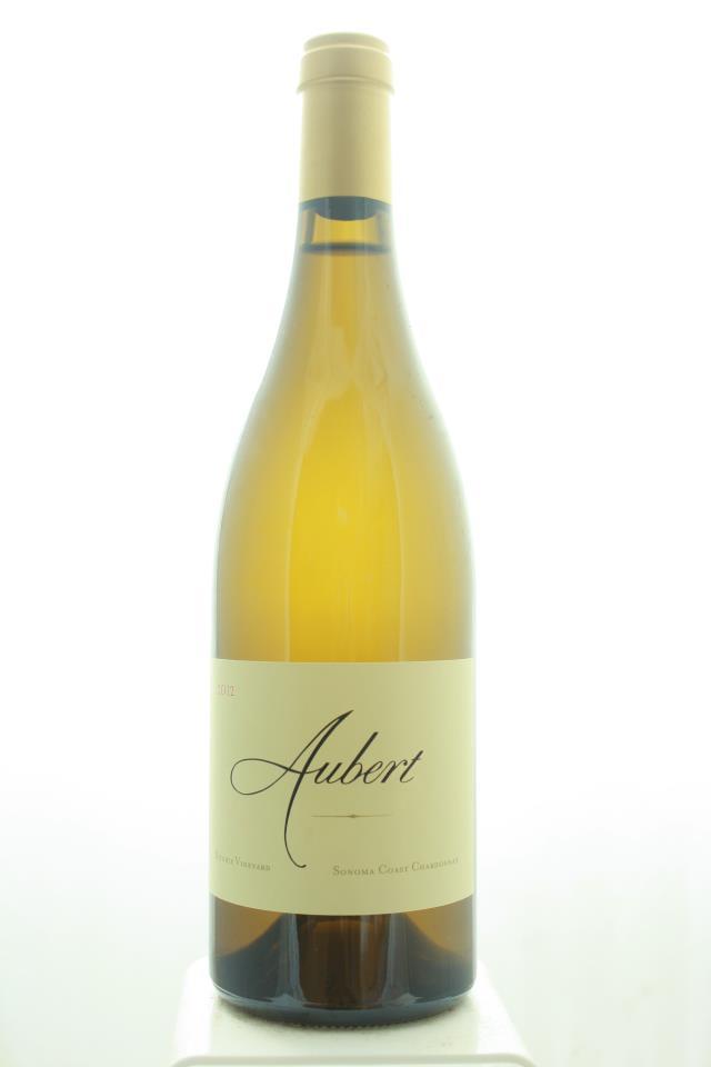 Aubert Chardonnay Ritchie Vineyard 2012