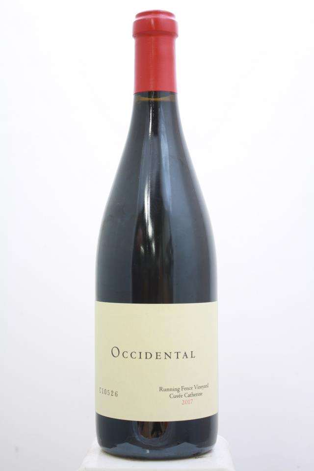 Occidental Pinot Noir Running Fence Vineyard Cuvée Catherine 2017