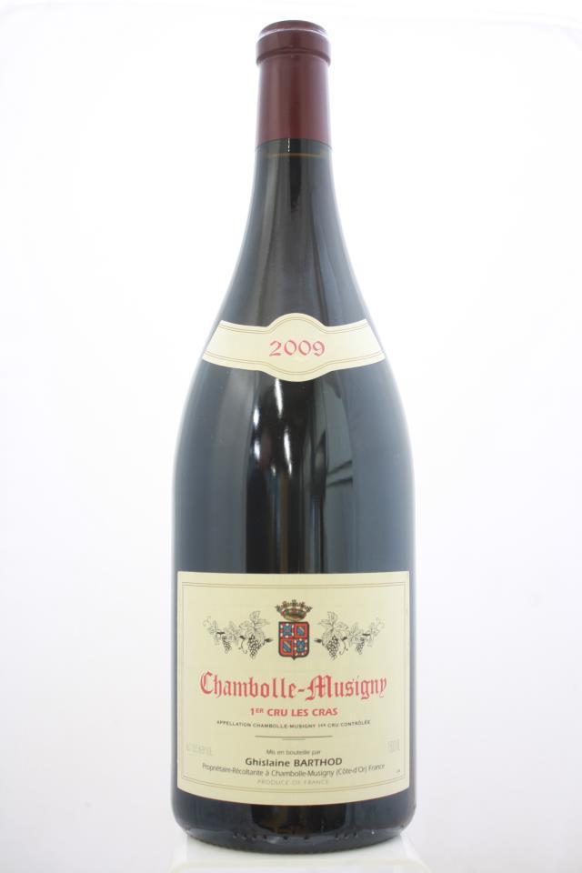 Ghislaine Barthod Chambolle-Musigny Les Cras 2009