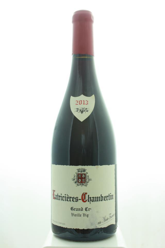 Jean-Marie Fourrier Latricières-Chambertin Vieilles Vignes 2013