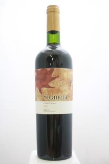 Bodegas Castano Solanera Monastrell Viñas Viejas 2012