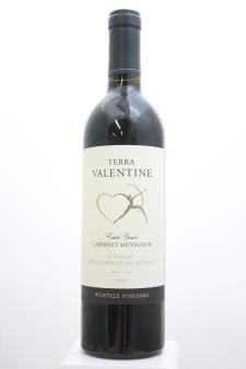 Terra Valentine Cabernet Sauvignon Wurtele Vineyard 2010