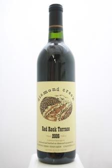 Diamond Creek Cabernet Sauvignon Red Rock Terrace 2006