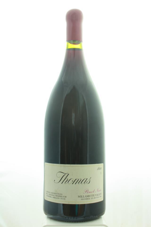 Thomas Pinot Noir 1998