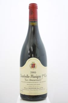 Robert Groffier Chambolle-Musigny Les Amoureuses 2005