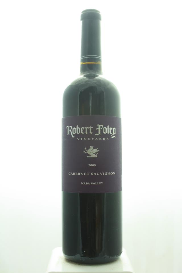 Robert Foley Cabernet Sauvignon 2009