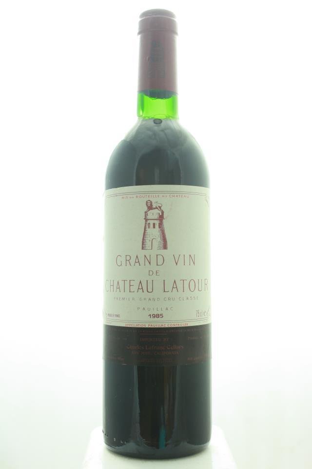 Latour 1985