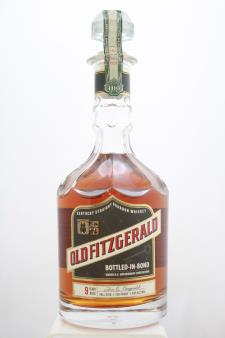 Old Fitzgerald Kentucky Straight Bourbon Whiskey 9-Year-Old Bottled-In-Bond 2018