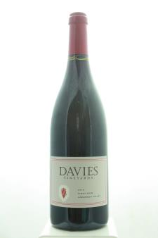 Davies Vineyards Pinot Noir Anderson Valley 2014
