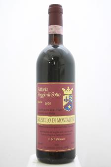 Poggio di Sotto Brunello di Montalcino 1999