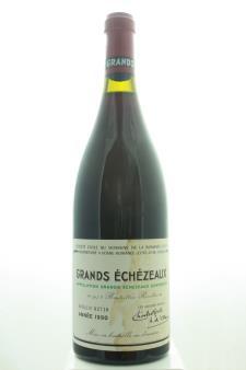 Domaine de la Romanée-Conti Grands Echézeaux 1990