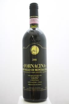 Fornacina Brunello di Montalcino 2006