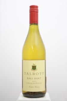 Talbott Vineyards Chardonnay Estate Kali Hart 2012