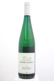 Weingut Günther Steinmetz Wintricher Geierslay Riesling Spätlese Feinherb #11 2009