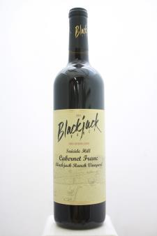 Blackjack Ranch Cabernet Franc Blackjack Ranch Vineyard Suicide Hill 2011