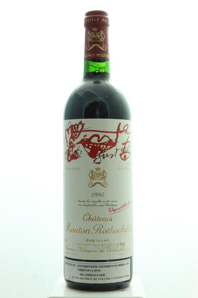 Mouton Rothschild 1995