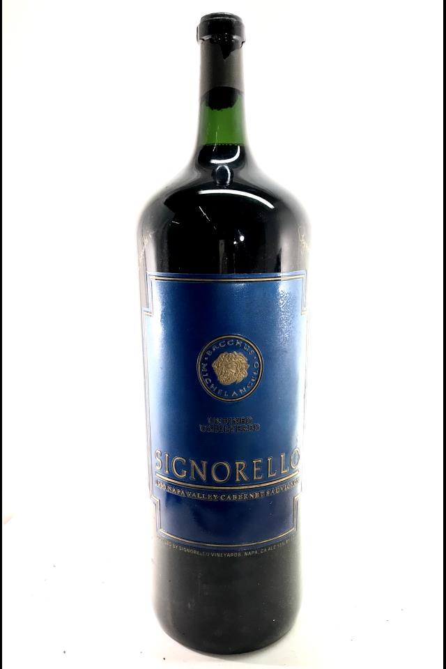 Signorello Vineyards Cabernet Sauvignon 1990