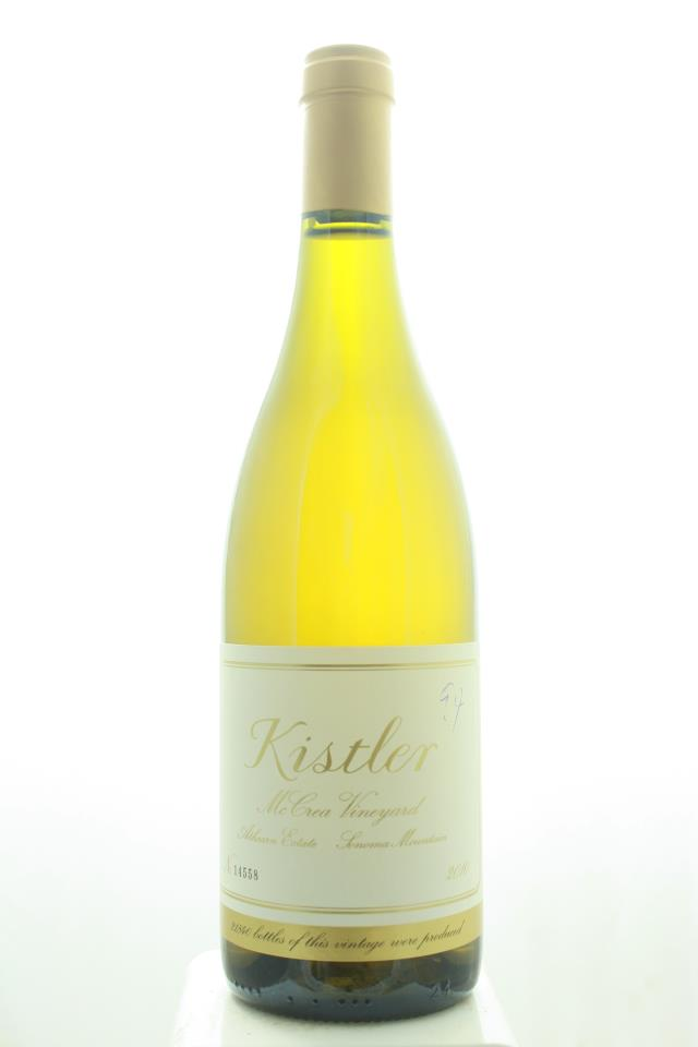 Kistler Chardonnay McCrea Vineyard Athearn Estate 2010