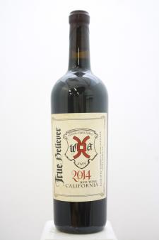 Hammell Wine Alliance Proprietary Red True Believer 2014