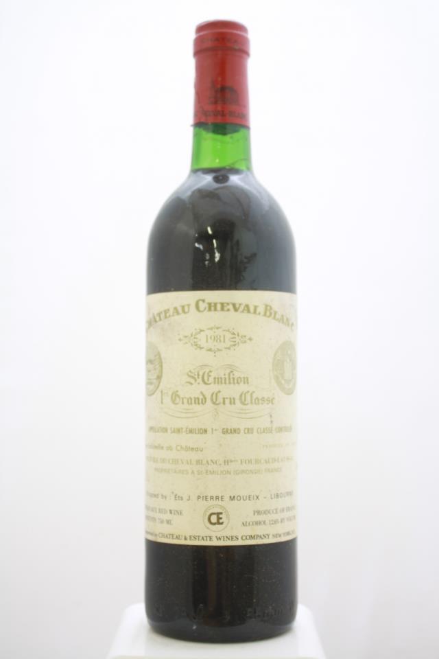 Cheval Blanc 1981