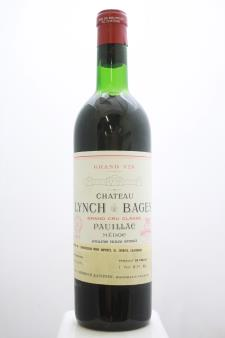 Lynch-Bages 1967