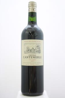 Cantemerle 2007