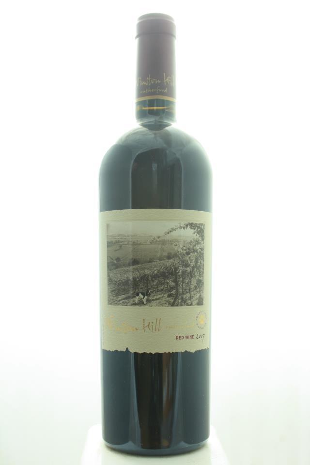 Winston Hill Vineyards Cabernet Sauvignon 2007