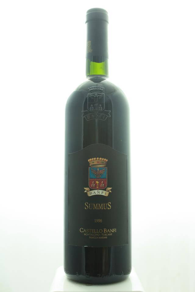 Castello Banfi Summus 1996