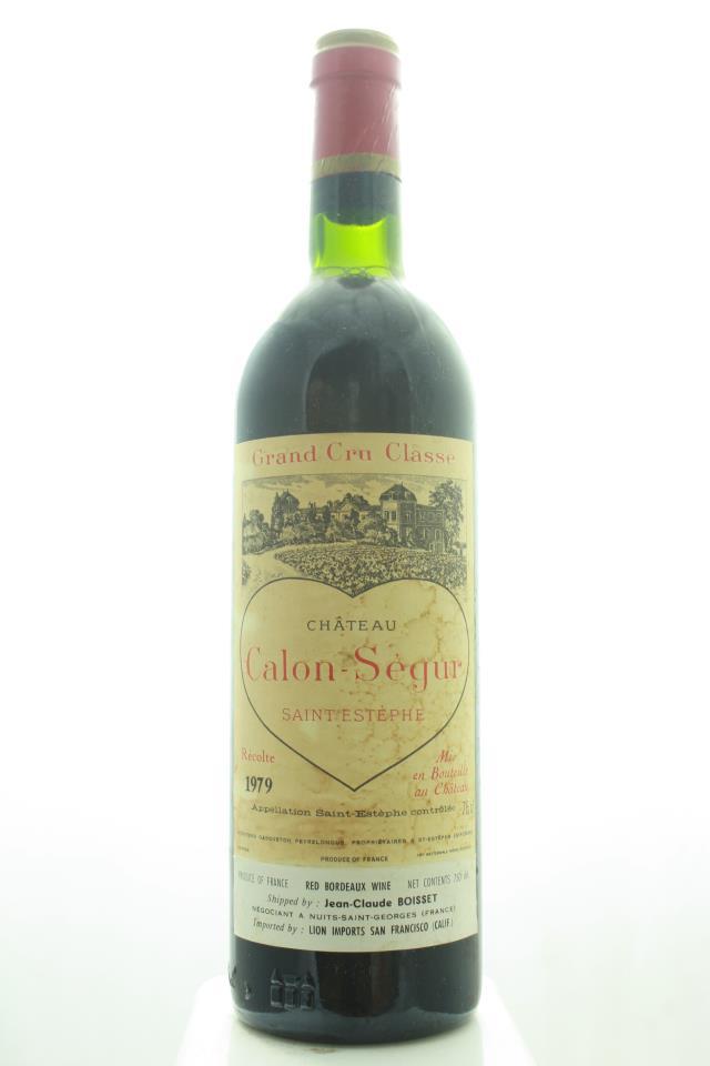 Calon-Ségur 1979